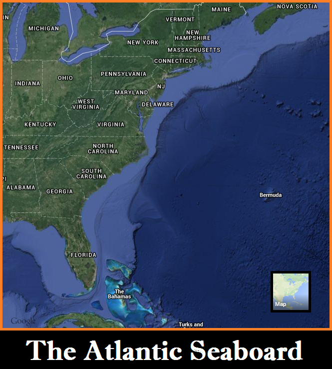 The Atantic Seaboard