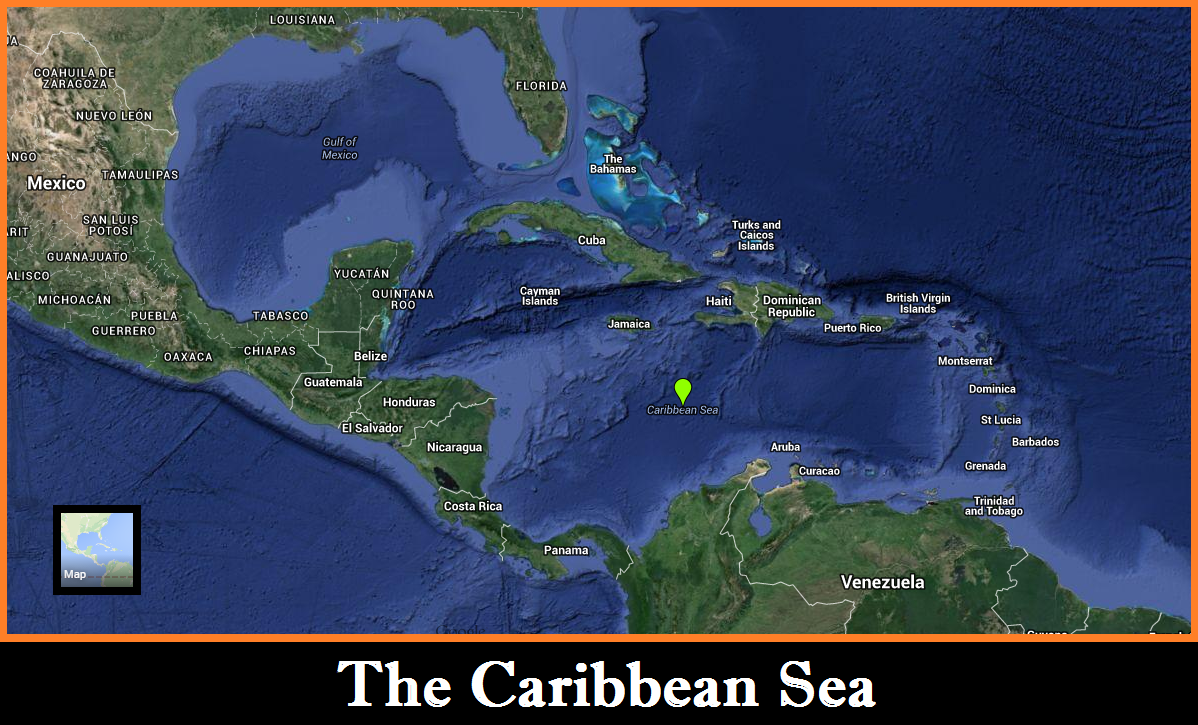 The Caribbean Sea