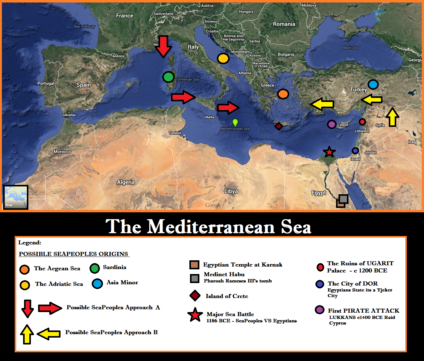 The Mediterranean Sea - Episode 2 - Sea Peoples