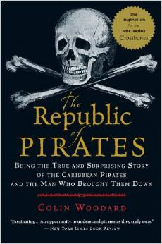 the Republic of PIrates - Colin Woodard