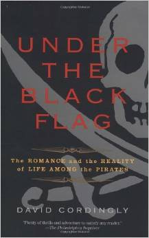 under the black flag - David Cordingly